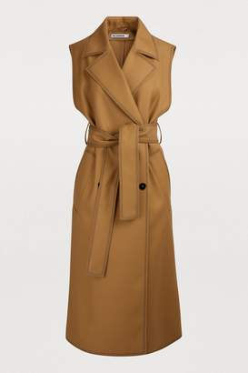 Jil Sander Wool coat