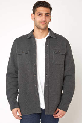 Tailor Vintage Sherpa Lined Shirt Jacket