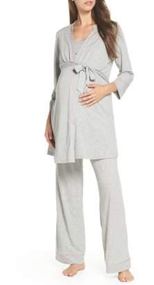 Cosabella Maternity/Nursing Pajamas Set