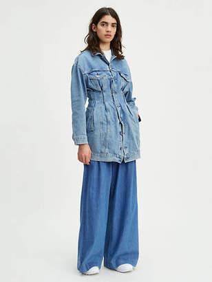 Levi's Denim Trucker Jacket Dress