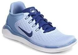 Nike Free Run Logo Sneakers