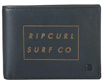 Rip Curl Surf Co Rfid All Day Coin Pouch, 11 cm, Black