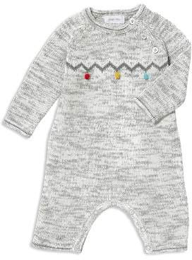 Angel Dear Unisex Pom Knit Coverall - Baby