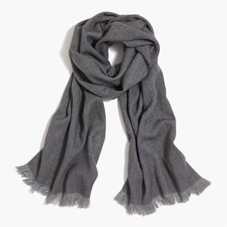J.Crew Herringbone scarf