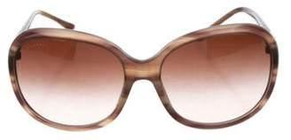Bvlgari Gradient Oversize Sunglasses