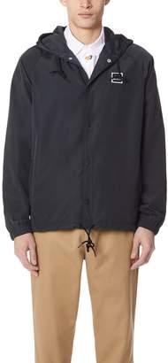 RVCA VA Hooded Coach Jacket