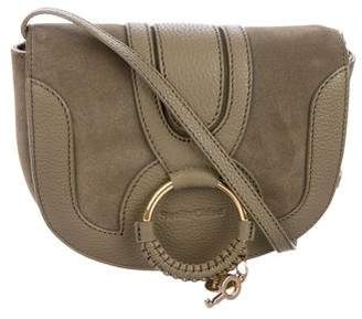 See by Chloe Suede Hana Crossbody Bag