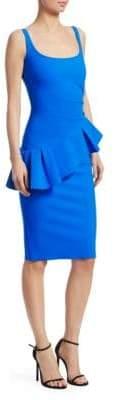 Chiara Boni Cicci Ruffle Bodycon Dress