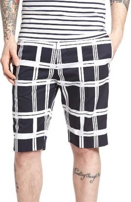 Men's Antony Morato Plaid Shorts $165 thestylecure.com