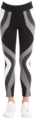 NO KA 'OI Kimi Microfiber 7/8 Leggings