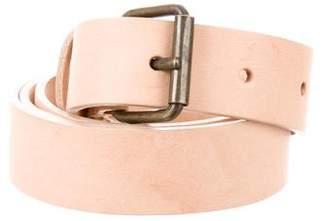 Derek Lam Leather Buckle Belt