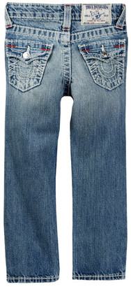 True Religion Geno Color Combo Big T Jean (Toddler & Little Boys) $119 thestylecure.com