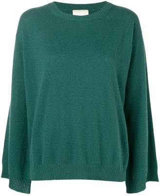 Fine Edge cashmere sweater