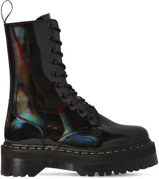 Dr. Martens 40mm Jadon High Patent Leather Boots