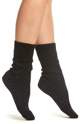 Women's B.ella Layla Cashmere Blend Crew Socks $55 thestylecure.com