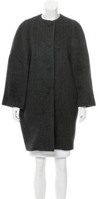 Martin Grant Oversize Knee-Length Coat