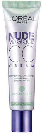 L'Oreal Nude Magique Anti-Redness CC Cream