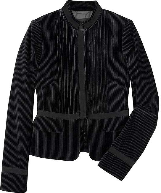 DAY Birger et Mikkelsen Velvet pinstripe jacket