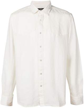 Diesel snap button shirt