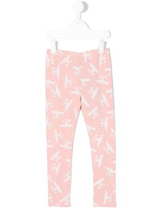 Boy London Kids logo print leggings