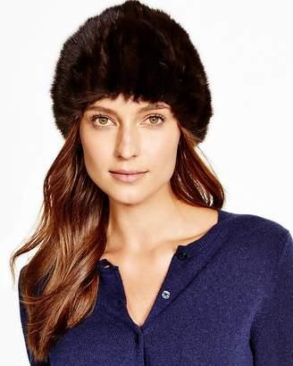 Maximilian Furs Maximilian Sable Hat
