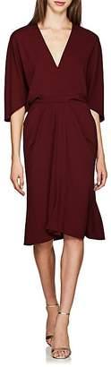 Narciso Rodriguez Women's Crepe Midi-Dress