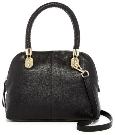 Cole Haan Cole Haan Benson Small Leather Dome Satchel