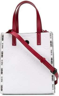Kenzo small Blink multi-eye tote bag