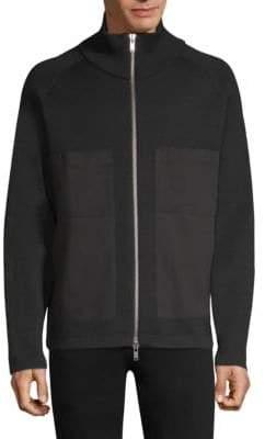 Athenes Zip Sweater