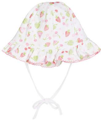 Kissy Kissy Tutti Frutti Floppy Baby Hat