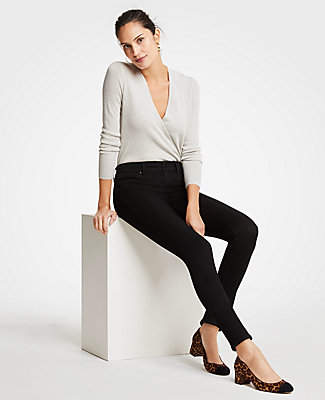 Ann Taylor Performance Stretch Denim Jeggings