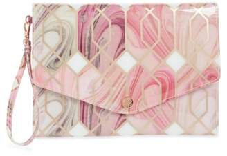 Ted Baker Sea of Clouds Envelope Clutch