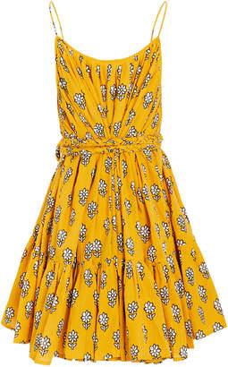 Rhode Resort Nala Printed Cotton Dress