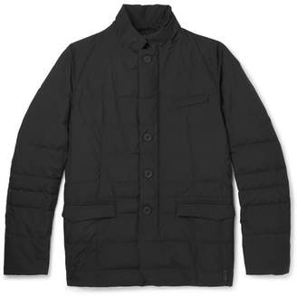 Herno Laminar Slim-Fit Quilted Gore Windstopper® Shell Down Jacket
