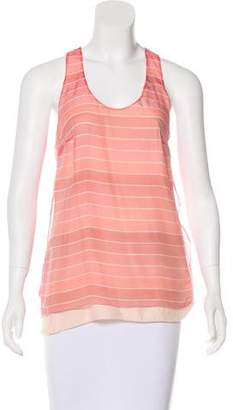 Rag & Bone Sleeveless Silk Top