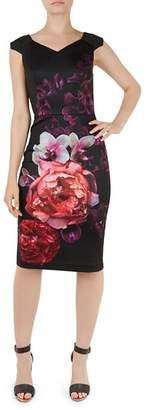 Ted Baker Semanj Splendour Floral Dress