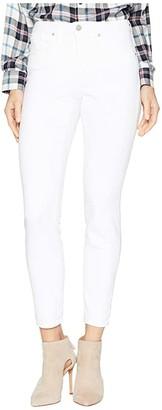 NYDJ Petite Petite Ami Skinny in Optic White