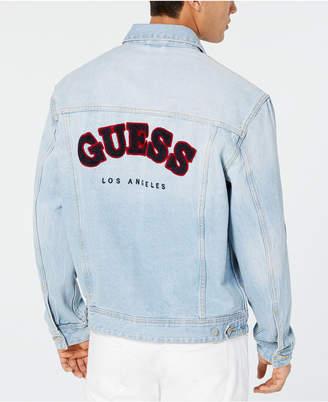 GUESS Men Originals Denim Jacket