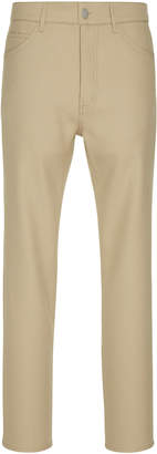 Maison Margiela Slim-Fit Gabardine Pants
