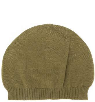 Rick Owens fitted knitted hat