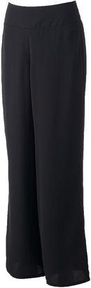 Women's Apt. 9® Soft Wide-Leg Pants $48 thestylecure.com