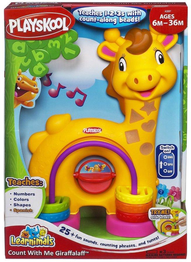 Playskool Elefun & Friends Count With Me Giraffalaff