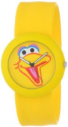 "Sesame Street SW613BB ""Big Bird"" Slap Watch"