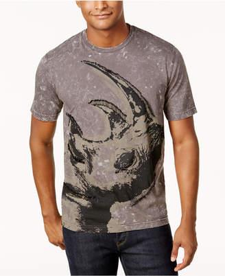 Sean John Men's Rhino Graphic T-Shirt, Created for Macy's