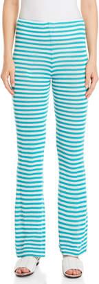Hilton Pepito'S Striped Linen Pants