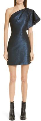 HUGO One-Shoulder Kayana Minidress