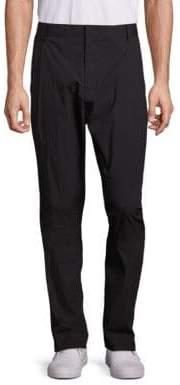 Alexander Wang Monochrome Wool Blend Trousers