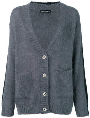 Y/Project Y / Project double layered cardigan