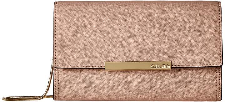Calvin KleinCalvin Klein - Evening Saffiano Clutch Clutch Handbags