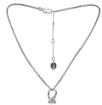 Juicy Couture Engagement Ring Wishes Necklace